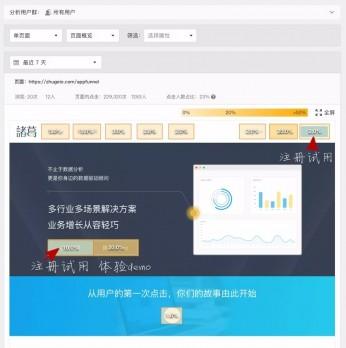 诸葛io旧版官网首页(图示数据为脱敏数据)